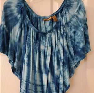 Wrangler Cowgirl Angel Wing Top M